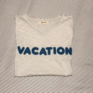 Vacation shirt!